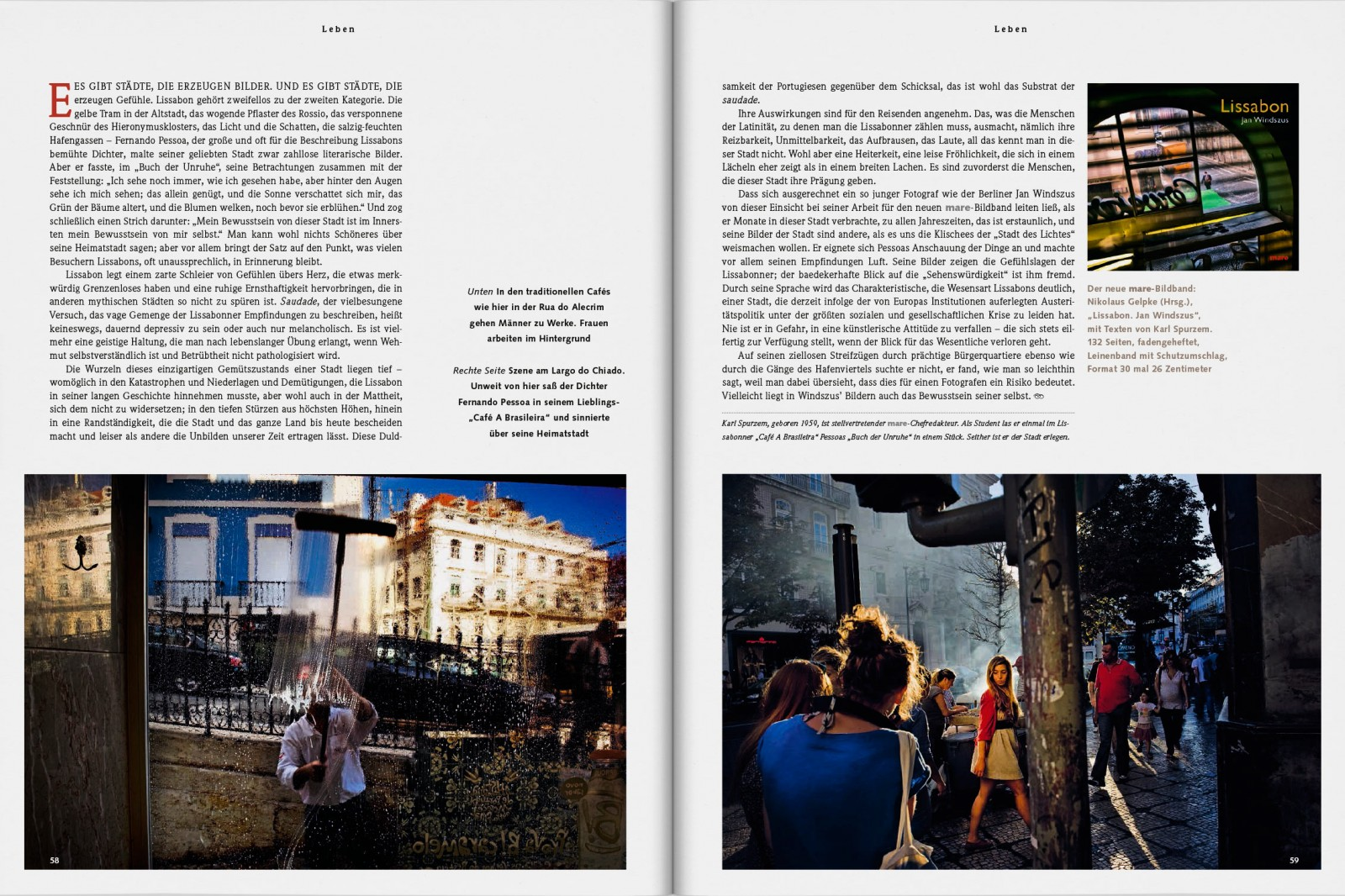 Lisbon - Press 10 by Jan Windszus