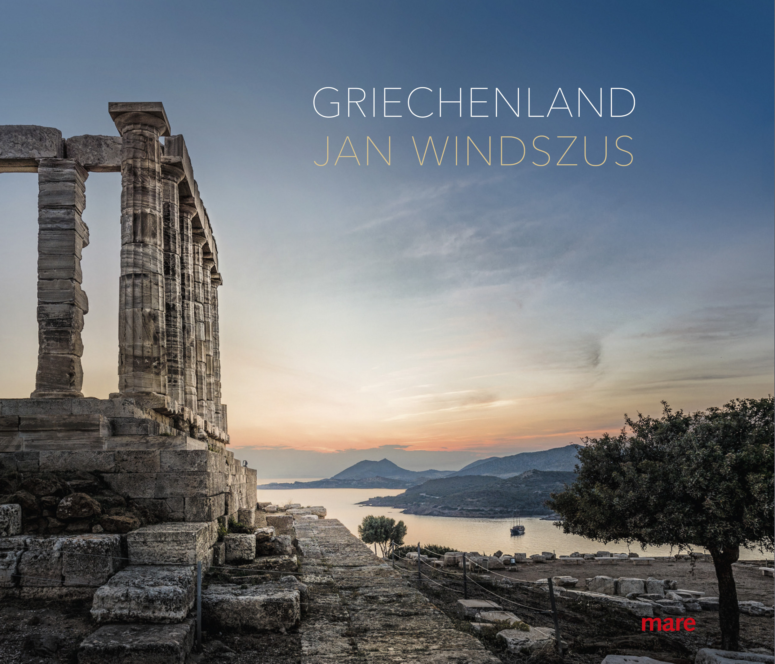 Greece - The book