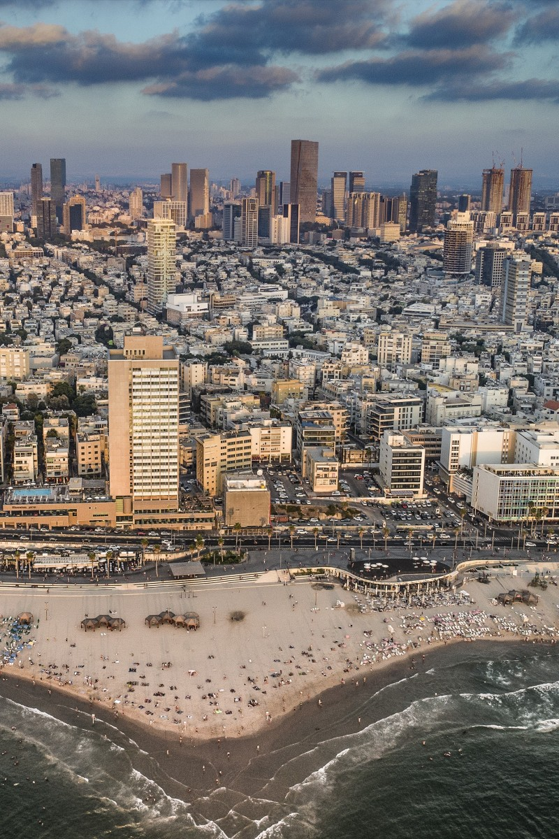 Tel Aviv - A portrait of a city